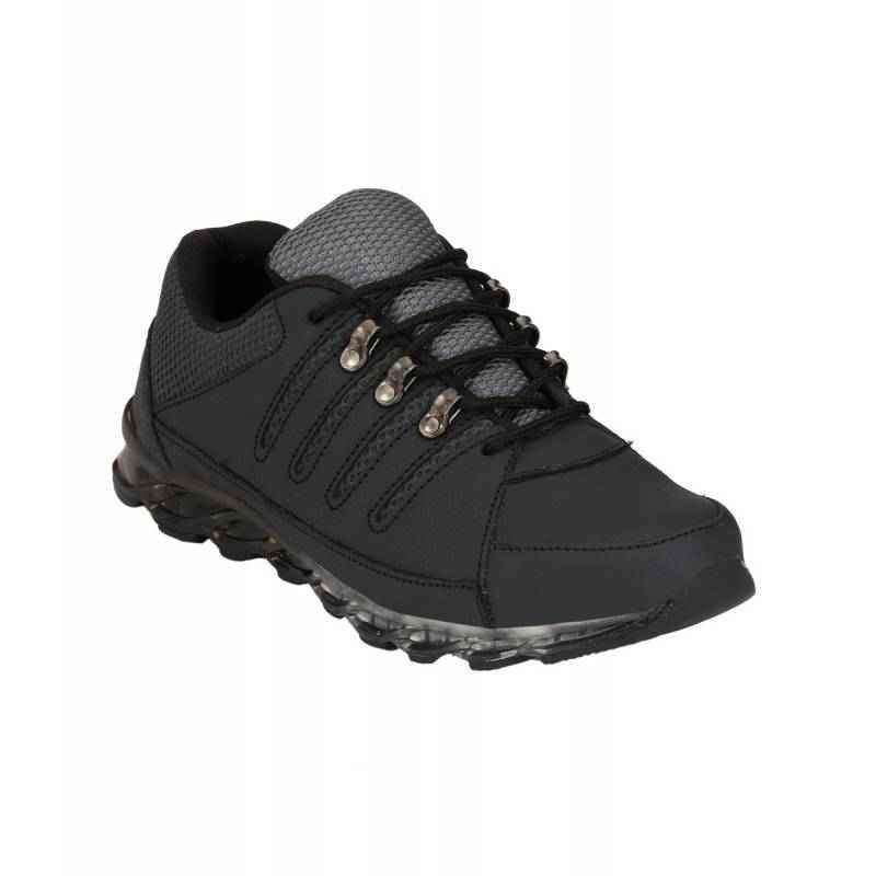 Eego Italy Z-WW-15 Steel Toe Black Safety Shoes, Size: 11