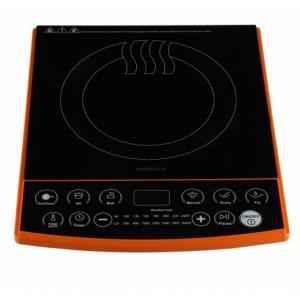 Havells Insta Cook ET-X Black & Orange Induction cooker, GHCICAXK190