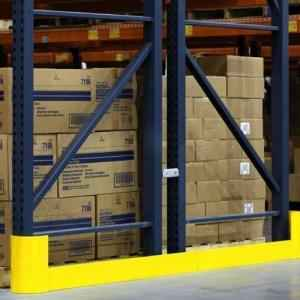 Welworth 4 Layer Cold Rolled Steel Heavy Duty Rack, Load Capacity: 100-150 kg/Layer