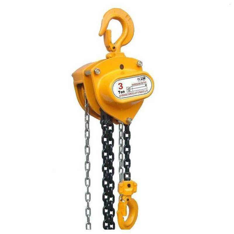 Damar 1 Ton 3 Meter Light Duty Chain Block