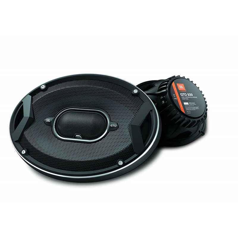 JBL GTO939 300W High Performance 3 Way Oval Car Speaker Set