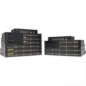 Cisco 28 Port Gigabit Managed Switch, SG350-28
