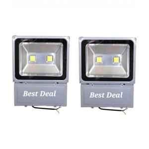 Best Deal 100W Red LED Flood Light, BD-063 (Pack of 2)