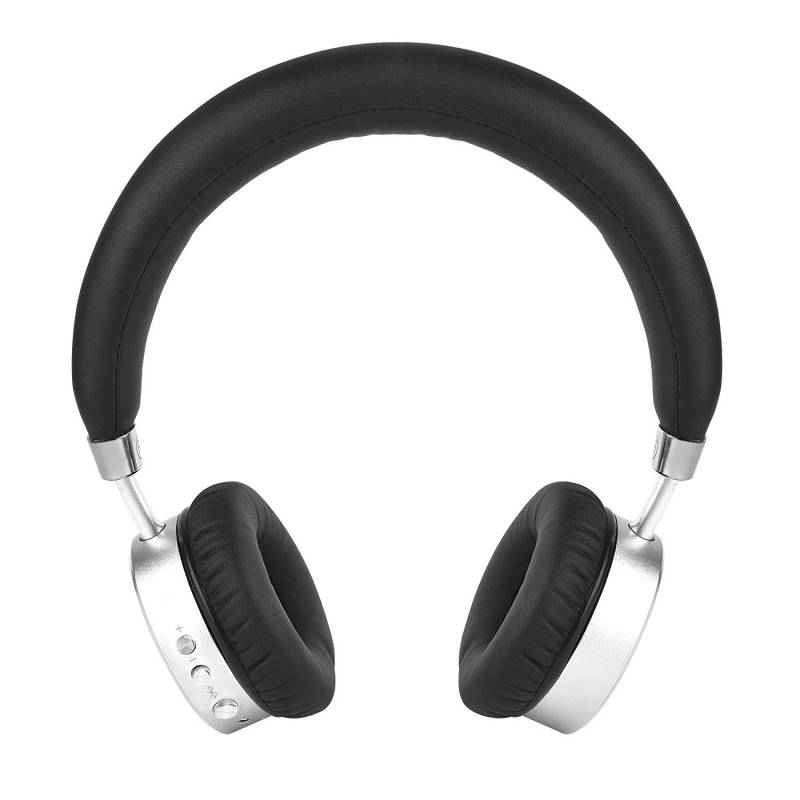 Ambrane Black Wireless Bluetooth Headphone with Mic, WH-6000