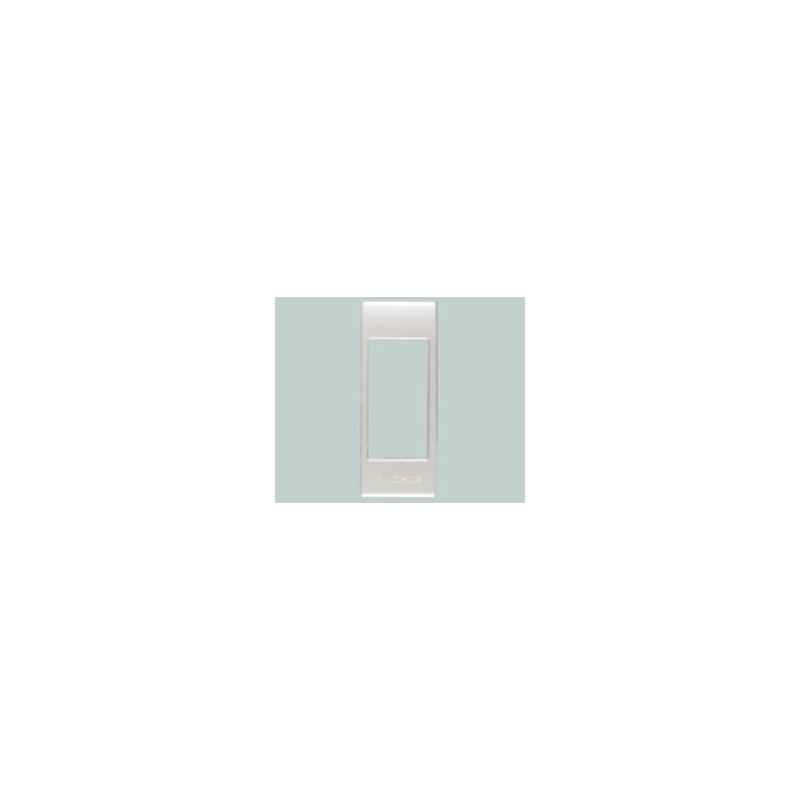 Anchor Penta Pastel White Colour Frames for 6A Switch Size, 33703 WH,