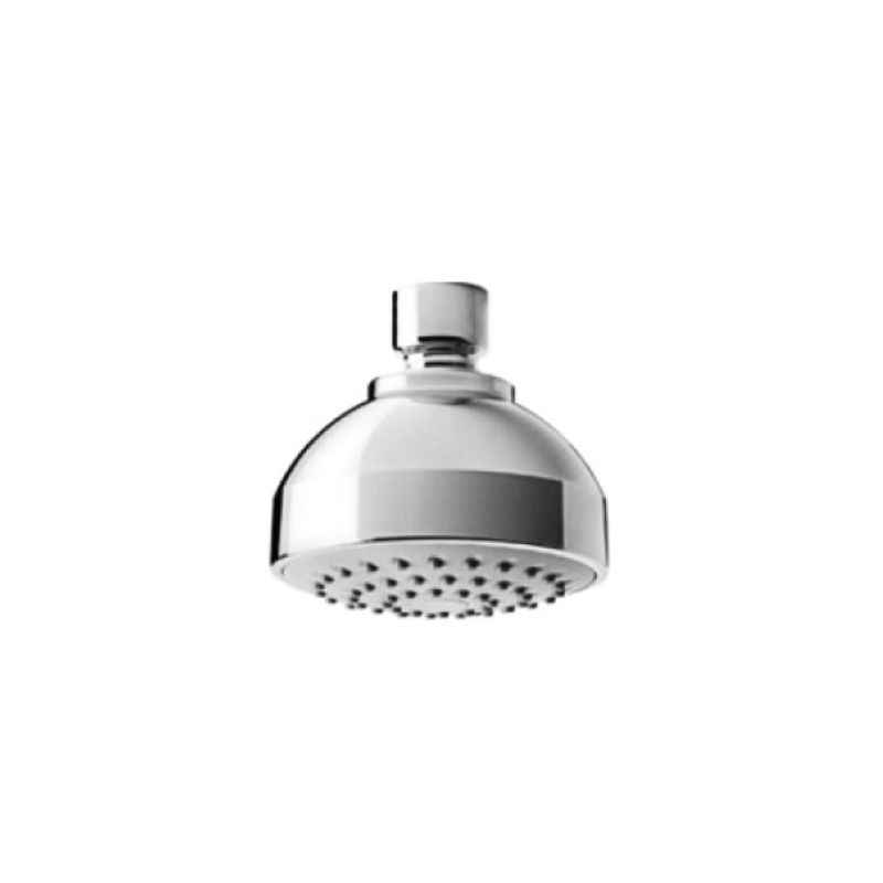 Parryware Single Flow Overhead Shower With Wall Flange, T9984A1
