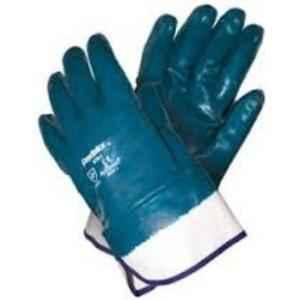 Midas Nitral Cuff Safety Hand Gloves, Size: XL (Pack of 48)