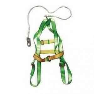 Alko Plus Full Body Single Rope Safety Belt