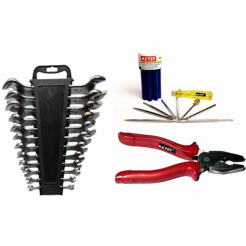 Ketsy 758 Hand tool Kit