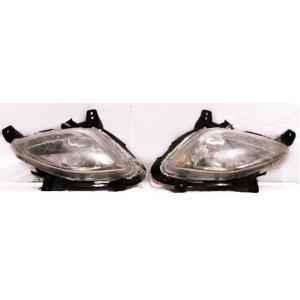 Autogold Fog Lamp Assembly for Hyundai i10 Type 2, AG62