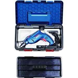 Bosch 550W Impact Drill Kit, GSB 550 Freedom