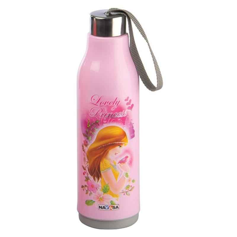 Nayasa 600 ml Assorted PU Insulated Water Bottle