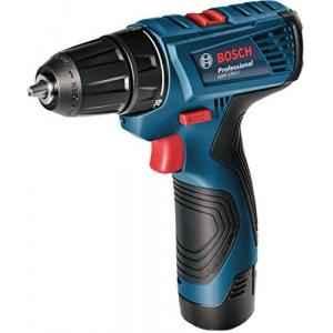 Bosch 10mm Blue & Black Professional Cordless Drill/Driver, GSR 120-Li