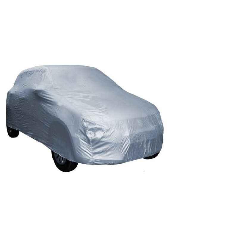 Uncle Paddy Silver Car Cover for Maruti Suzuki Alto