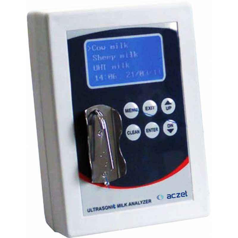 Aczet Milk Pro Ultrasonic Milk Analyzer