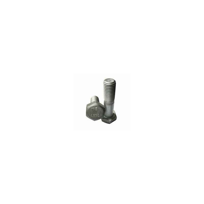 Caparo High Strength Structural Bolts, M20, (Pack of 100), 75mm, G 10 S