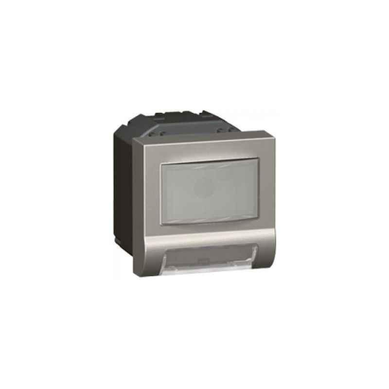 Legrand Arteor 2 Module Square White Miniature Emergency Light Unit, 5722 22