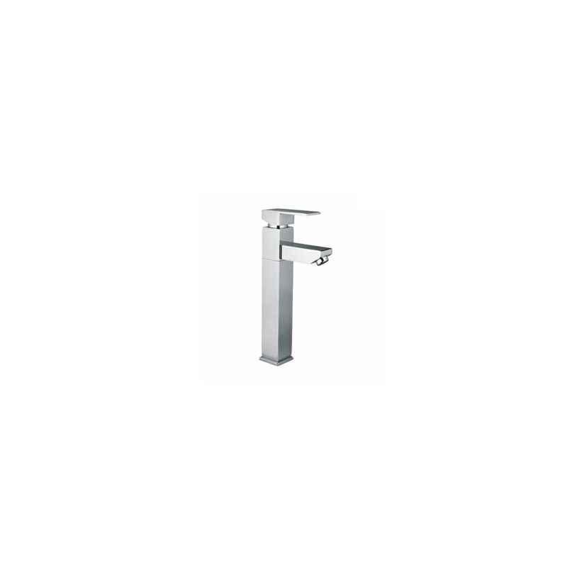 Jaquar KUB-CHR-35009FB Kubix-F Basin Mixer (Tall) Bathroom Faucet