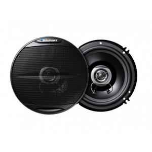 Blaupunkt 6.5 Inch Two Way Coaxial Speaker Set, Pure Coaxial 66.2