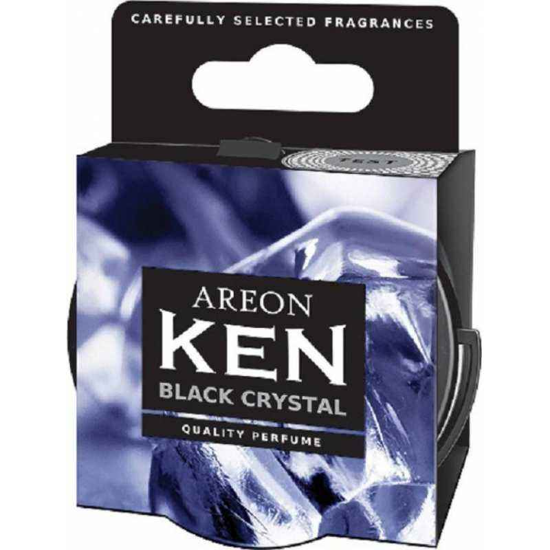 Areon Black Crystal Ken Air Freshener for Car