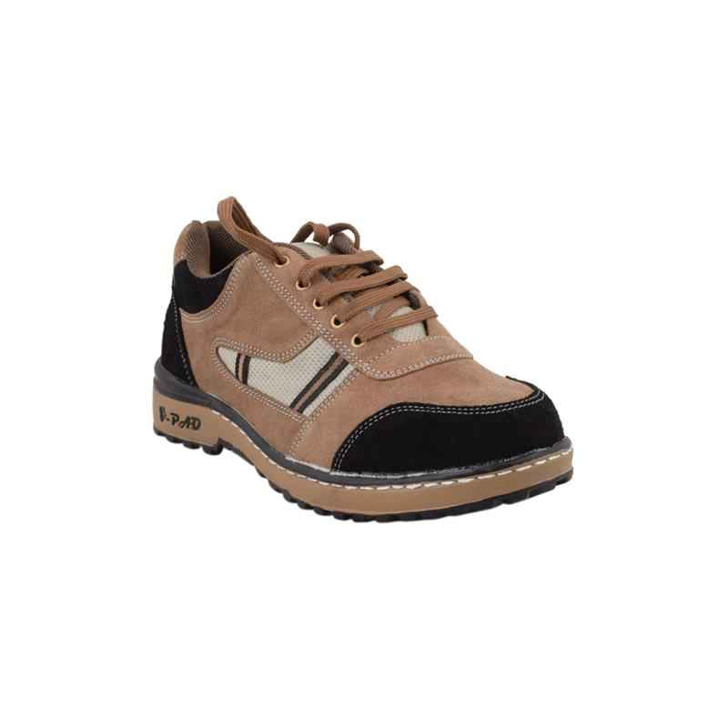 Neosafe Ranger A5010 Mid Ankle Steel Toe Safety Shoes, Size: 8