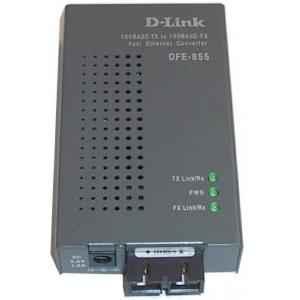 D-Link DFE-855MI Multimode 10/100Base-TX Media Converter