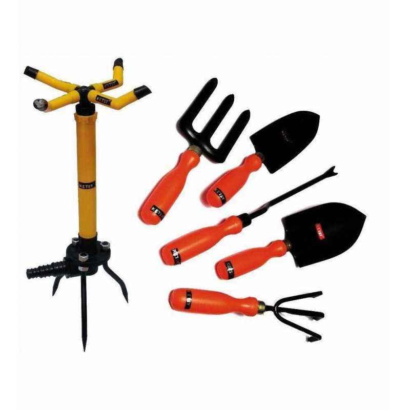 Ketsy 739 Multicolor Garden Tool Kit