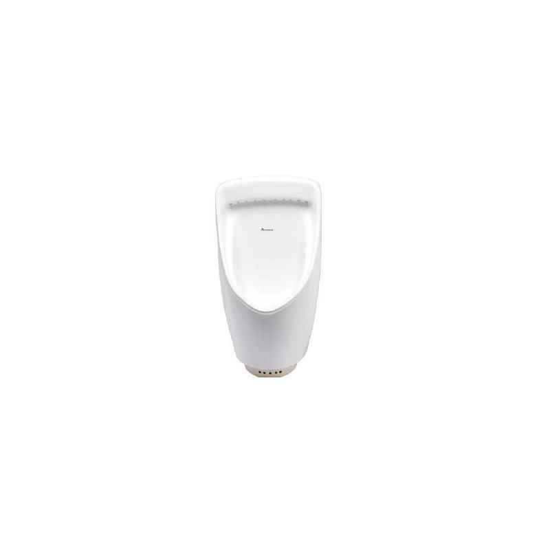 Parryware E Whiz AC With Power Source Electronic Urinal, C0584, Colour: Neutral