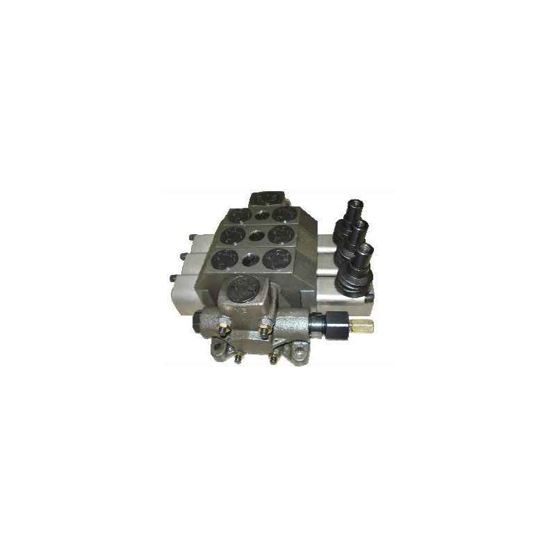 Yuken  MDS-04-04-N-2D(L)-21 Sectional Directional Control Valve