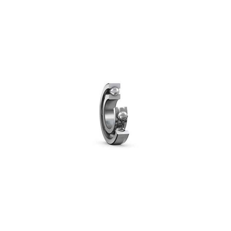 SKF 6005 Open Deep Groove Ball Bearing, 25x47x12 mm