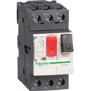 Schneider TeSys Motor Circuit Breaker GV2-M (100kA)-GV2ME01