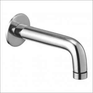 Jainex FLT Wall Spout with Wall Flange, RBN-6161