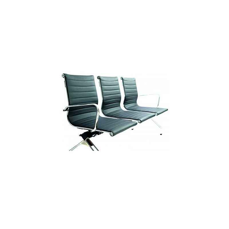 "Bluebell Ergonomics Jazz-I Three Seater Office Chair""|"" JAZZ I THREE SEATER"