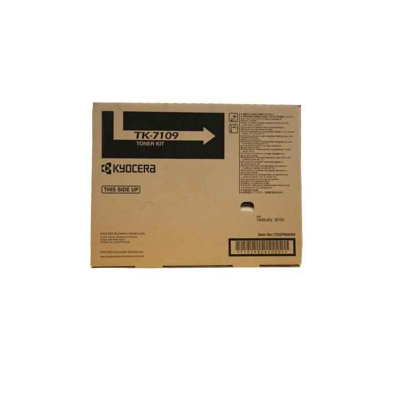 Kyocera TK 7109 Black Genuine Toner Cartridge