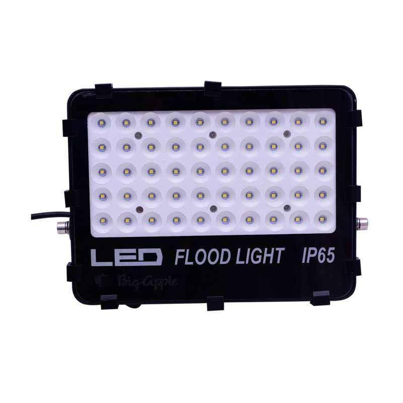 Bigapple 150W Cool White Sitaare Series LED Flood Light, 150WFLQICW