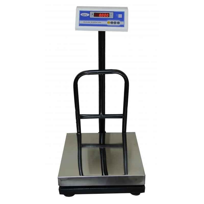 Metis 100kg Stainless Steel Platform Weighing Machine with 1 Year Warranty