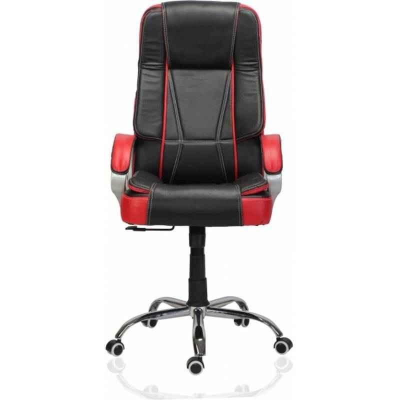 Mezonite High Back Leatherette Black Office Chair
