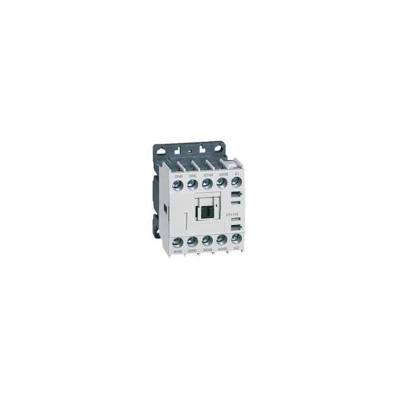 Legrand Mini Contactors CTX³ 12 A-Integrated Auxiliary Contact 1 NC, 4170 56