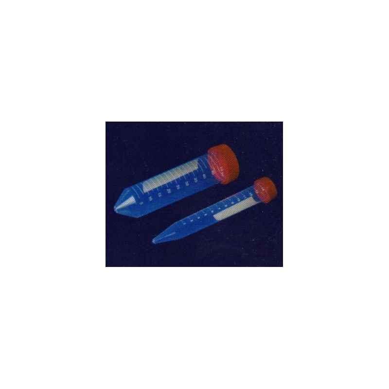 Jaico 50ml Conical Bottom Centrifuge Tube, 206 (Pack of 100)