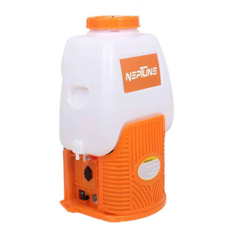 Neptune Simplify Farming 20L Battery Operated Knapsack Garden Sprayer with Double Pump, BS-708