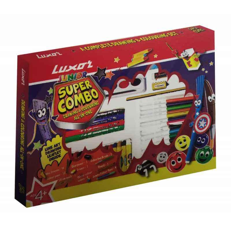 Luxor 1256 N Super Combo Set