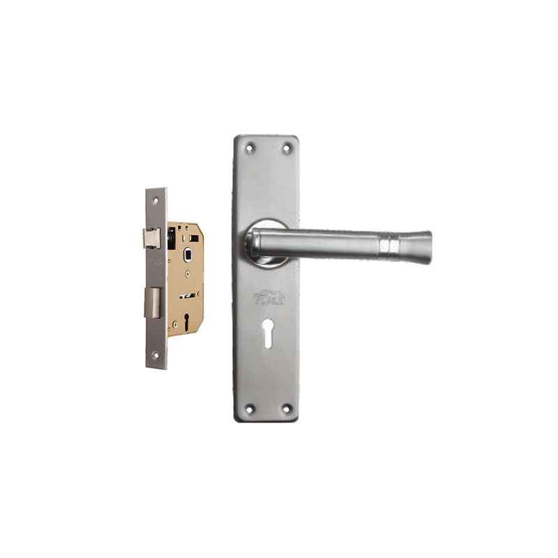 Plaza Ace SS Finish Handle with 65mm Mortice Lock & 3 Keys