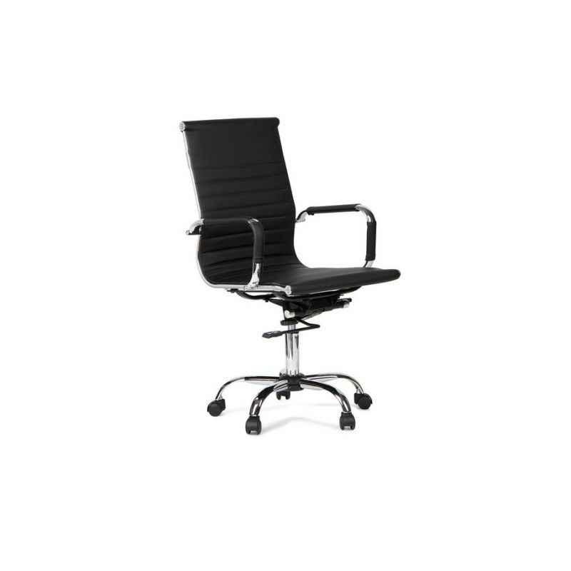 R P Enterprises Sleek High Back Office Chair, Dimensions: 45x48x60 cm