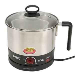 Orbit Rivo 1000W Silver Cooker