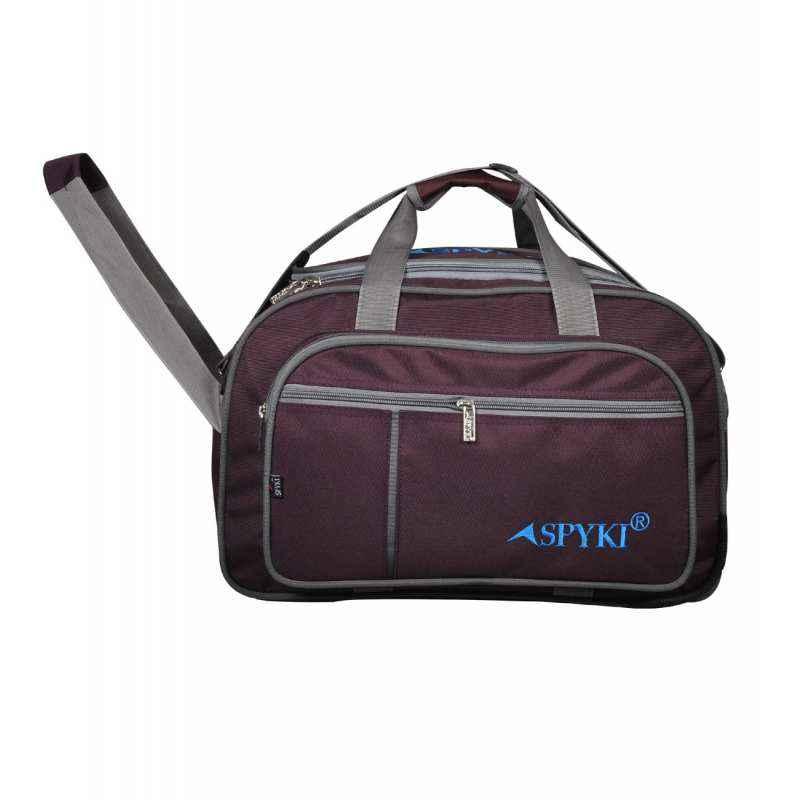 SPYKI TR55 Wine Polyester Trolley Bag