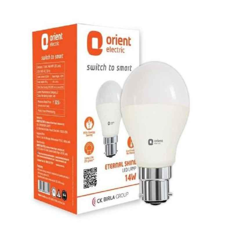 Orient 14W LED Bulb (Pack of 2)