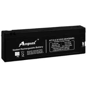 Amptek 12V 2.3Ah Rechargeable SMF Battery