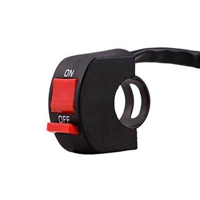 RA Accessories Bike Fog Light Handle Bar On/Off Button, RA75