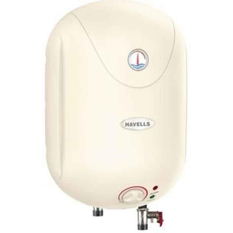 Havells Storage Water Heater 25L 2000 W Puro Plus Ivory GHWAPFTIV025