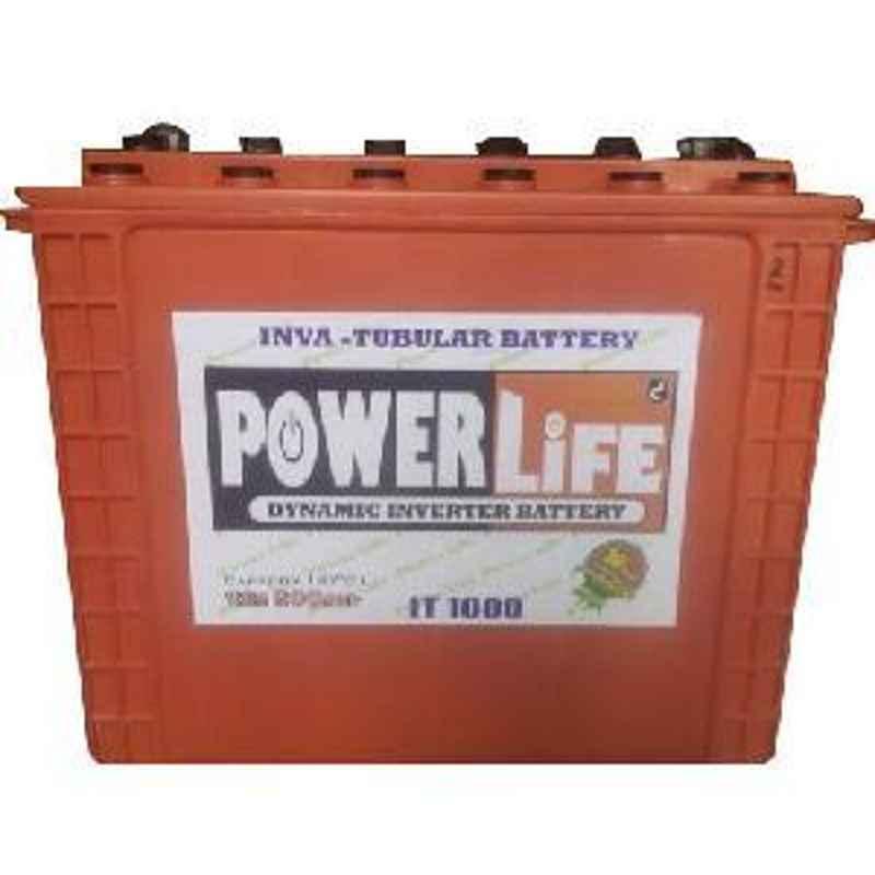 PowerLife Inverter Tubular Battery Inverter Battery